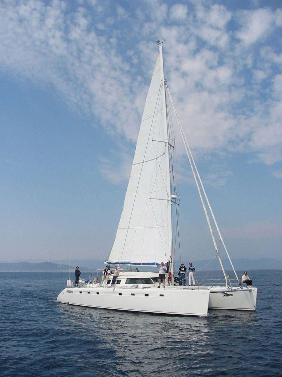 bateau pour croisière